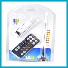 Wholesale Dvb Laptop - Free shipping 1PCS DVB-T for LAPTOP PC MINI DIGITAL TV Tuner USB Stick HDTV