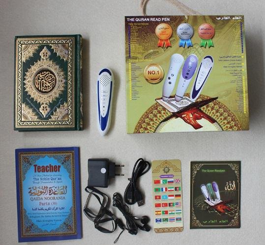 Islamic Digital Quran Pen Reader M9 With Arabic Alphabet Book Quran Audio  The Holy Quran From Hkfunway, &Price