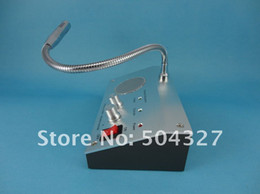 Wholesale Doorbell Interphone - Free shipping 110V   220V Bank Non-visual Window Doorbell Intercom Interphone System