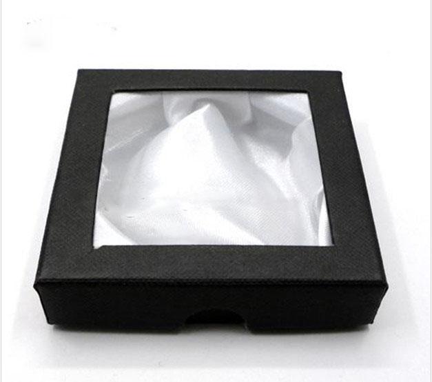 Sieraden Bruiloft Storage Organizer Verpakking Zwart Box Case Fit Armband Bangle Single Color Color Package 12 A PackFree Shipping