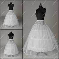Wholesale Dresses Suitable For Weddings - A Line Bridal Petticoats with Steel Suitable for Ball Gown Wedding Dresses Formal Ball Gowns Quinceanera Dress