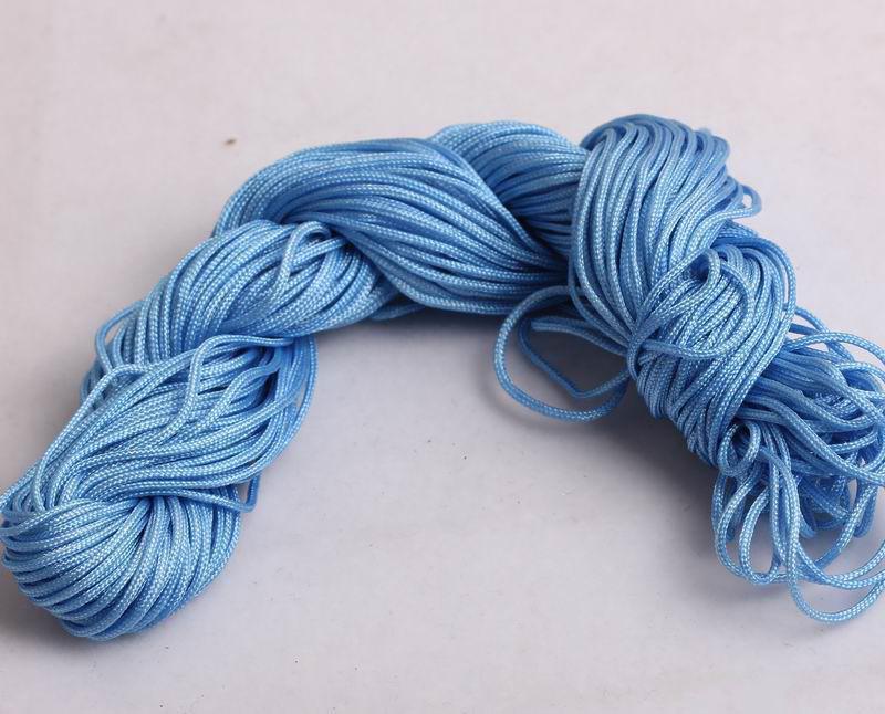 1.0mm Shamballa Nylon Cord Draad Chinese Knoop Macrame Bracele 32 Roll