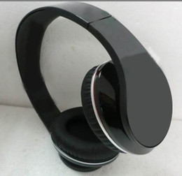 Chinese  2.0 Wireless bluetooth Foldable Headphones Headsets with high quality stereo sound headphones Earphones with sealed retail box manufacturers