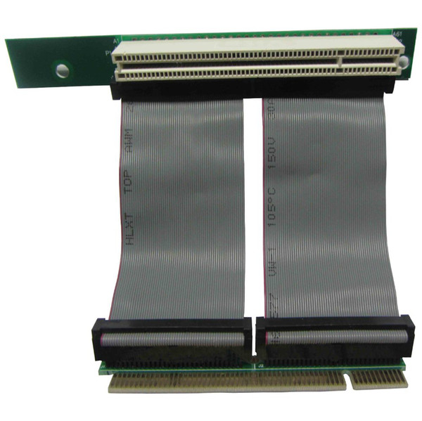 """top popular Superior quality cable select wires Flexible 32-Bit PCI Riser Card   Extender , 15cm 5.9"""" flexible cable 2021"""