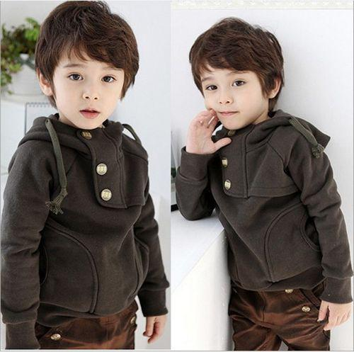 best selling 2016 Autumn Spring Children's Hoodies & Sweatshirts Kids Coat Boys Hoody Children Clothing Autumn Boys Hoodies Sweatshirt