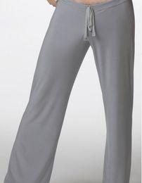 Wholesale White Mens Bodywear - Bodywear Polyester Mens Crazy Fashion Sleep yoga Bathrobes home pant casual Slacks sports wear pyjamas trousers Long Johns