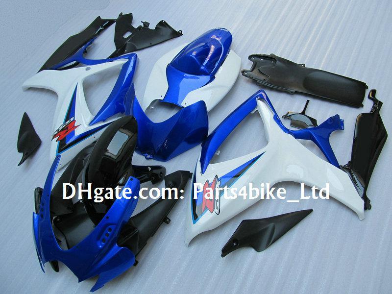 Verkleidungskit für 2006 2007 SUZUKI GSXR 600 750 K6 GSXR600 GSXR750 06 07 K6 K7 hohe Qualität