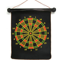 Wholesale Dart Wholesale - Magnet Dartboard Double sided Darts Billiards Safety Magnetic Dart Board 12""