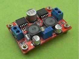 Input output module online shopping - input v v output V DC DC Converter buck boost module double chip Power Supply DC Buck