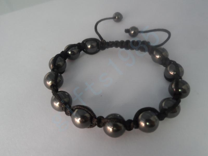 Tibet Shambhala style boule aimant Santé bracelet expédition gratuite