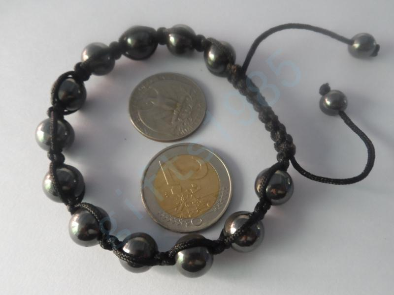 Tibet Shambhala Style Magneet Ball Health Armband Shipping Free