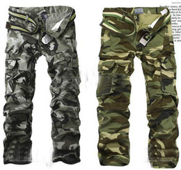 Wholesale Army Cargo Camo - HOT CASUAL MILITARY ARMY CARGO CAMO COMBAT WORK PANTS TROUSERS SIZE 28-38 jkliom