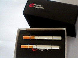 Wholesale Ego V9 - Hot sale cheap V9 disposable e-cigarette 510 EGO double e cigs 10 cartridges with many flavors