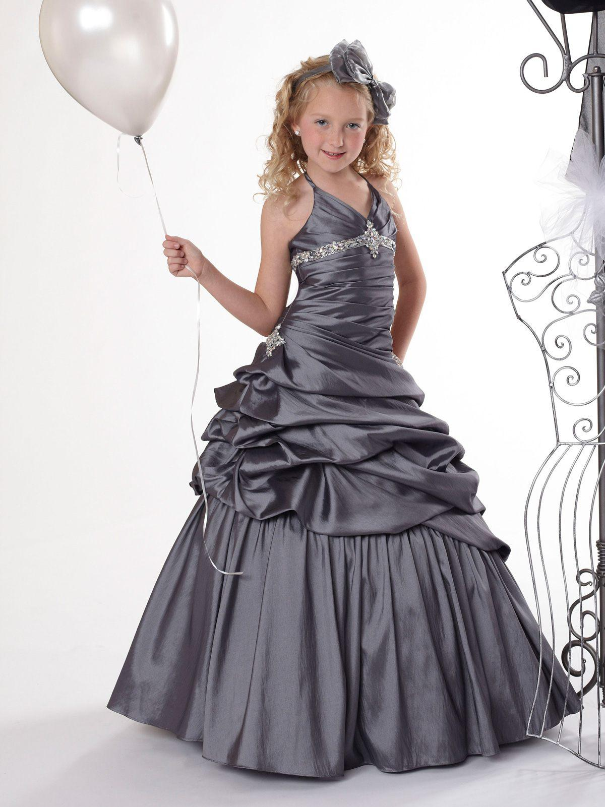 2015 girls princess gowns free frozen gift crystal beaded halter 2015 girls princess gowns free frozen gift crystal beaded halter ruffle cheap dark gray flower girls pageant dresses fe202 baby girl dress bonnie jean dhlflorist Image collections