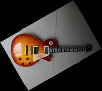 Wholesale Number Pages - Custom Shop JimmyPage Page Number Two VOS Page rosewood fingerboard electric guitar sunburst12 03 18