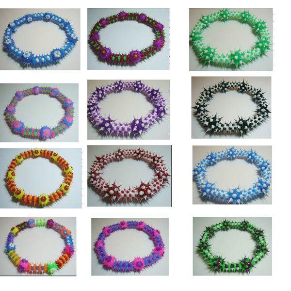 Wholesale Christmas Bracelet Koosh Ball Silicone Fashion Spikeletz ...