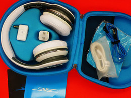 Mp3 top online shopping - TOP QUALITY STREET sync by SMS Audio Over Ear Wireless Headphones fast ship via DHL