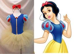 Wholesale Dance Petti Skirt - New Snow White dancing skirt Baby Girls Tutu Petti Skirts Factory direct 5pc lot