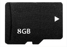 Wholesale 8gb micro sd card - Genuine 8GB Micro SD Memory Card FULL CAPACITY Real 8 GB MicroSD HC TF Flash Cards with Adapters