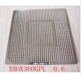 best selling New 2pcs XBOX360 XBOX CPU BGA stencil template Heat directly