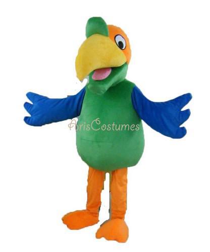 adult funny parrot mascot costume birds mascots deguisement mascotte funny mascot costumes for sale buy mascots online at arismascots