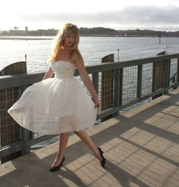 Long Beach Wedding Ceremony Only: Discount Sexy Short Wedding Dresses Beach Wedding Gowns