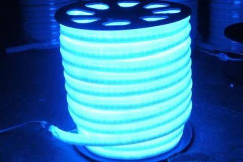 50m 80ledm led flexible neon lamp blue decoration light neon 50m 80ledm led flexible neon lamp blue decoration light neon rope light 220v led neon flexible light rope lamp led neon lamp online with 4857meter aloadofball Images