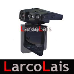 Night Vision Inch Canada - HD Car Camera DVR wide Angle 270 Degree Rotation 2.5 inch LCD 6 IR Night Vision CAR DVR Black Box