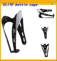 Wholesale Elite Patao Carbon Bottle Cage - Elite PATAO Bicycle Carbon Water Bottle Cage MTB Road Bike Full Carbon Fiber Water Bottl