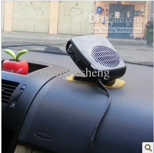 2019 New Car Fan Heater Ceramic Car Electric Heater Warm