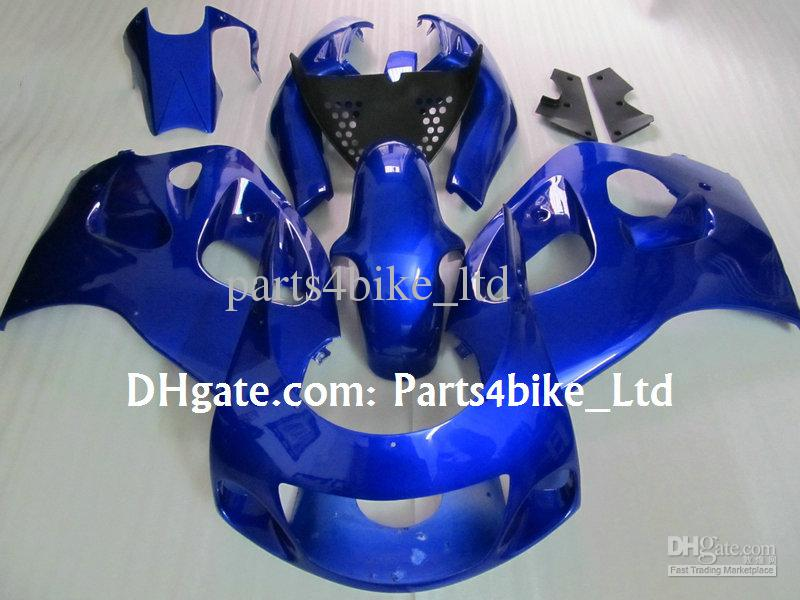 Blauwe ABS-bubbelbakken voor 1996 1997 1998 1999 2000 SUZUKI GSXR 600 750 GSXR600 GSXR750 96 97 98 99