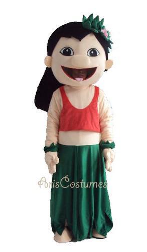 adult Lilo u0026 Stitch mascot carnival costume fancy dress costumes adult costume holiday dress  sc 1 st  DHgate.com & Adult Lilo u0026 Stitch Mascot Carnival Costume Fancy Dress Costumes ...