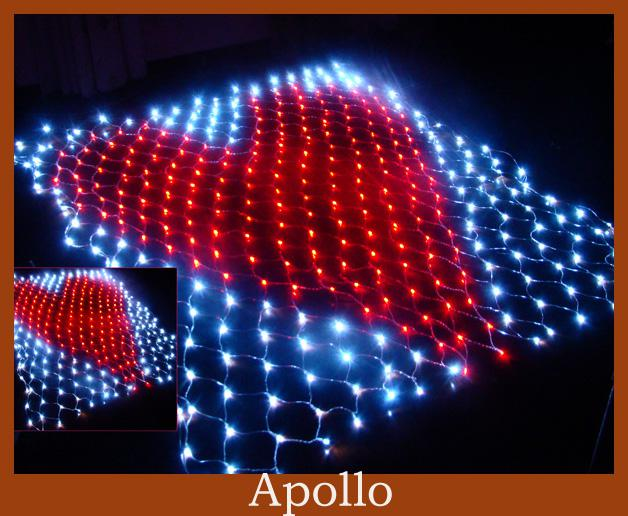 Red And White Mini Christmas Lights