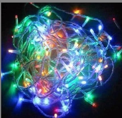 300LED 30m Lichter blinken, Weihnachten Hausgarten Festival Lichter 110V-220V EU US UK AU Stecker