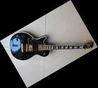 Wholesale Left Handed Black Beauty - New Black Beauty Electric Guitar In Left Handed 0110