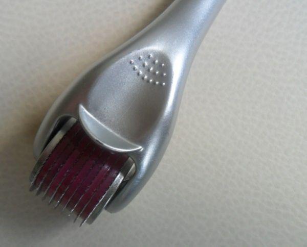 5 farben von 540 Medizinische edelstahl nadeln derma roller micro nadel narbe entfernung, Derma roller
