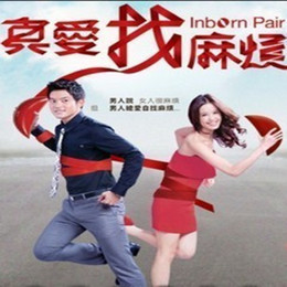 Wholesale Dvd Set Tv Series - Hotsale! Inborn Pair (DVD,2012,4-Disc set) China Production Factory Sealed Free shipping