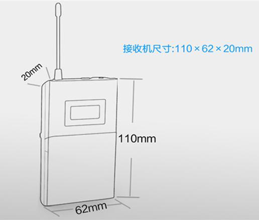 Boutique Takstar WPM-200 UHF Système de surveillance sans fil Stéréo In-Ear Casque Sans Fil Émetteur Récepteur + 5 écouteurs Livraison gratuite