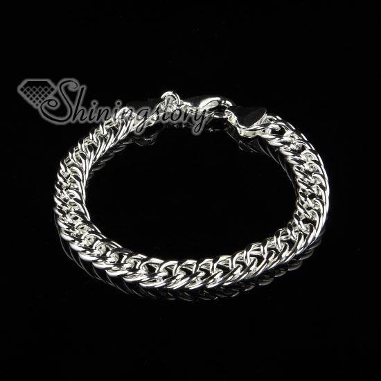 Новое прибытие стерлингового цепи 925 заполнены латунные цепи браслеты ювелирные изделия ювелирные изделия Sb60430 дешевые фарфора ювелирные изделия
