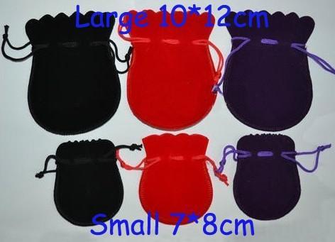 フリーシップ300ピース大型ゴーウエブバッグカラバスククリバイブベルベットバッグジュエリーポーチウェディングパーティーキャンディビーズクリスマスギフトバッグ