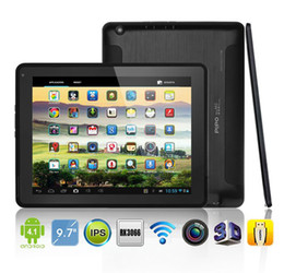 """Wholesale Pipo 3g Tablet - Android 4.1 Tablet PC 9.7"""" IPS Dual Core RK3066 1.6GHz 1GB 16GB WiFi Bluetooth 3G PiPO Max M2"""