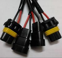 Wholesale Error Decoder Canceller - Free shipping 1 pair HID Headlight Error Canceller Capacitor Decoder Canbus HID warning canceller