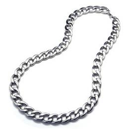 chaîne de hachette Promotion 20 '' - 28 pouces en acier inoxydable colliers 316L collier chaîne 20pcs par lot 3.0mm cadeau de vacances de Noël
