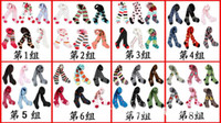 Wholesale Yuelinfs Pants - Yuelinfs Children's Leggings Pantyhose Girls 8 Styles Baby Bottoming Socks baby leggings tights