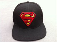 Cheap 2012 style nouveau dessin animé Super Man Snapbacks Caps Snapback Cap Hat Ajusted Cap
