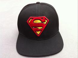 Wholesale Cartoon Snapbacks Caps - Cheap 2012 New Style Cartoon Style Super Man Snapbacks Caps Snapback Cap Hat Ajusted Cap