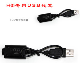 ego t charger cable Australia - EGO USB Charger Cable Ego T Ego-c Twist Battery e cigarette USB Short   Long charger Vison 510 Thread E cigars Vape In Stock