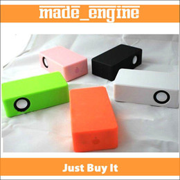 Wholesale Boose Speakers - Portable Amplifying Speakers Magic Wireless Audio Boose Near-Field Audio iPhone Android Smartphone