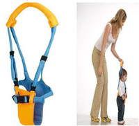 Wholesale Baby Walking Moon Walk - free shipping Moon baby Walkers Infant Toddler safety Harnesses Learning walk assitant