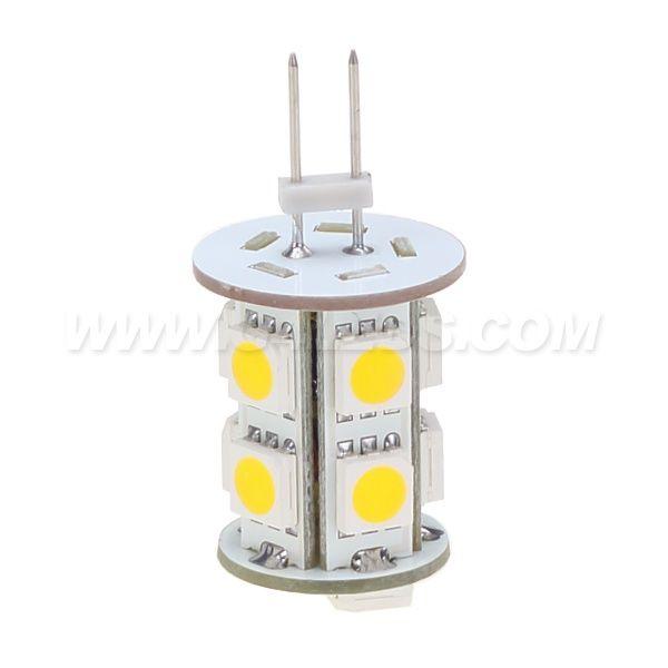 13 Led G4 Corn Bulb Spot 5050SMD 24V bianco caldo bianco dimmerabile